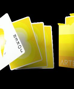 Baraja amarilla